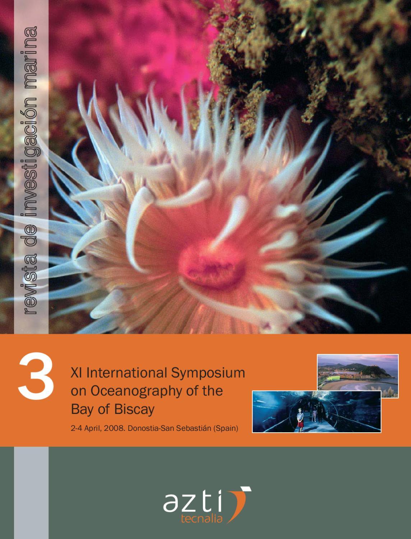 RIM03 XI Simposio Internacional De Oceanografa Del Golfo