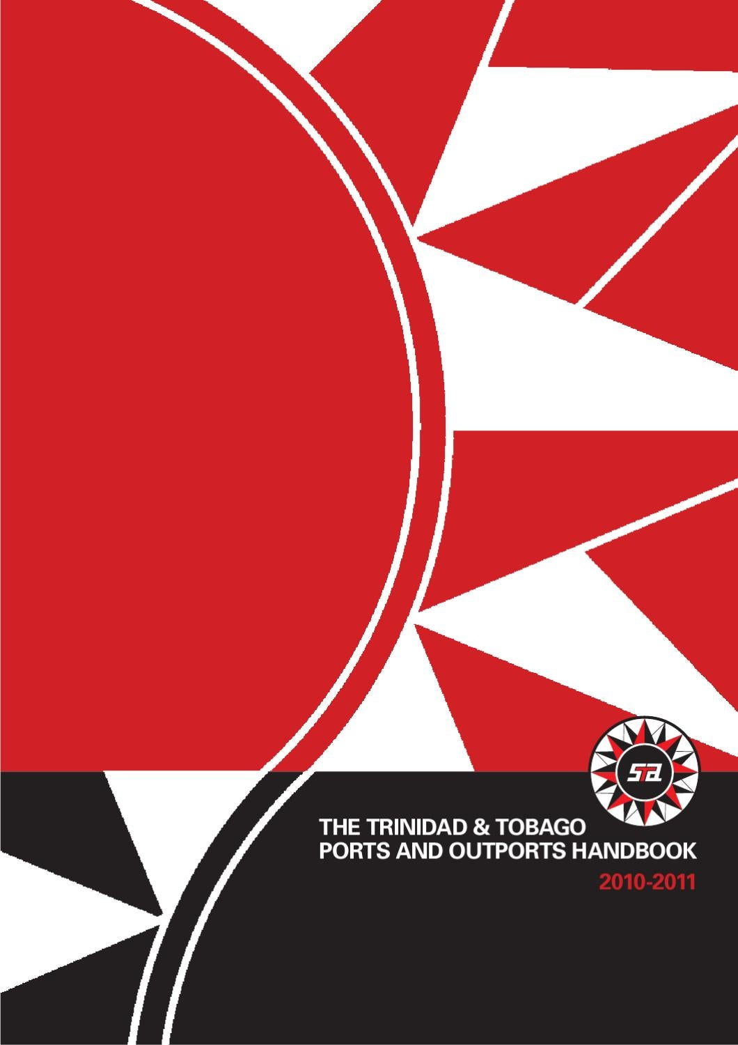The Trinidad Tobago Ports And Outports Handbook 2010 2011 By Land