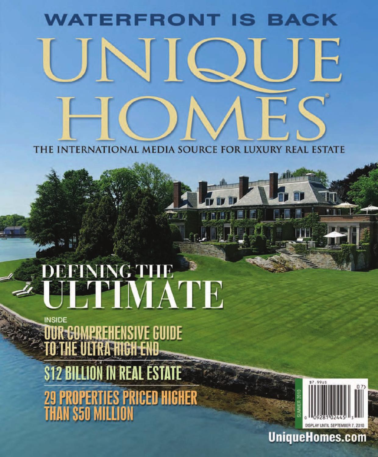 Unique Homes by Network Communications Inc  - issuu