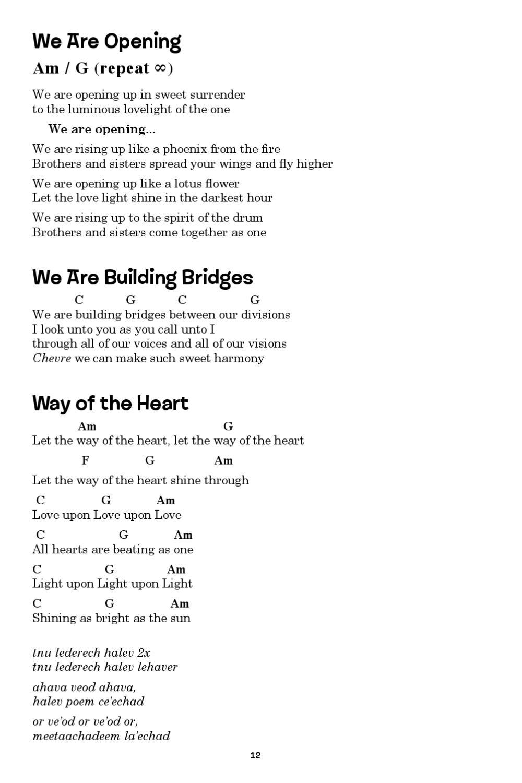Eden Village Camp Songbook By Shir Yaakov Feinstein Feit Issuu