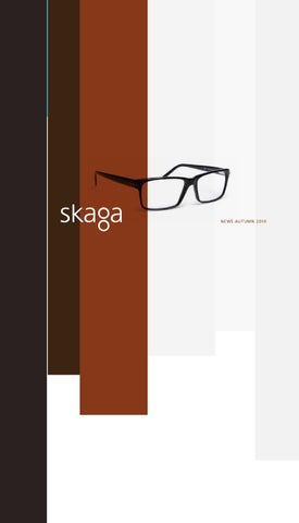 ac987eb58e Skaga News Autumn 2010 by Scandinavian Eyewear - issuu