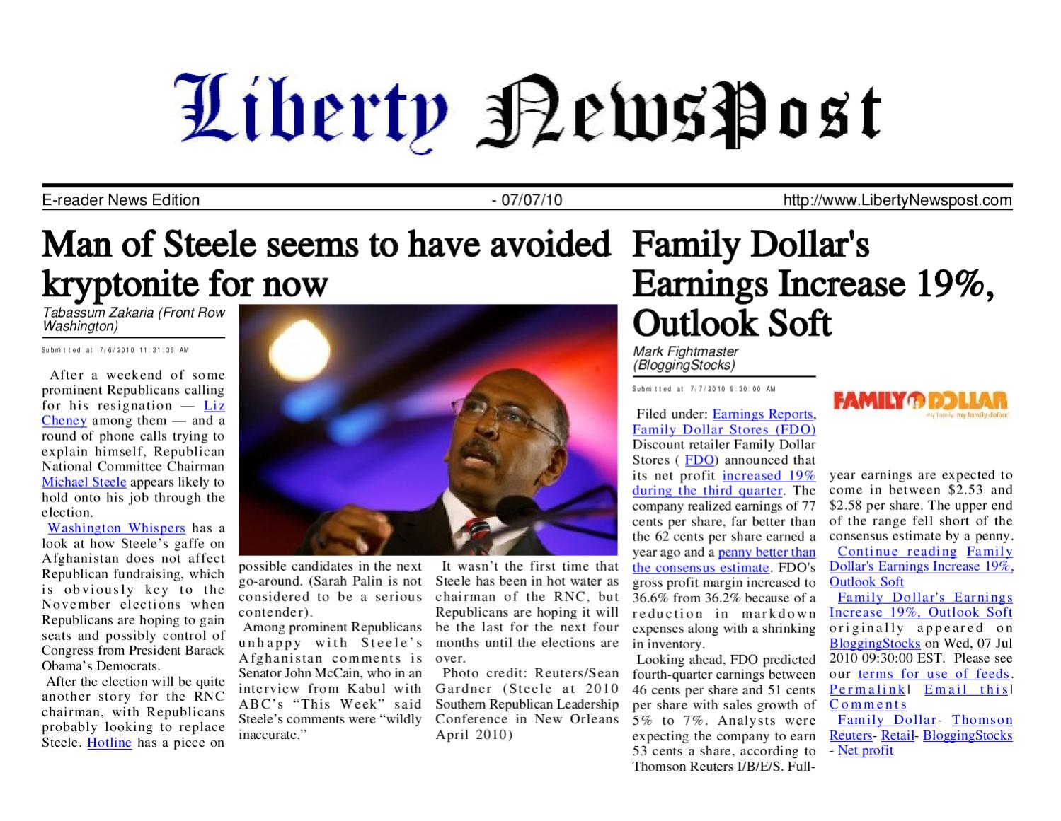 Liberty newspost july 07 10 by liberty newspost issuu fandeluxe Images