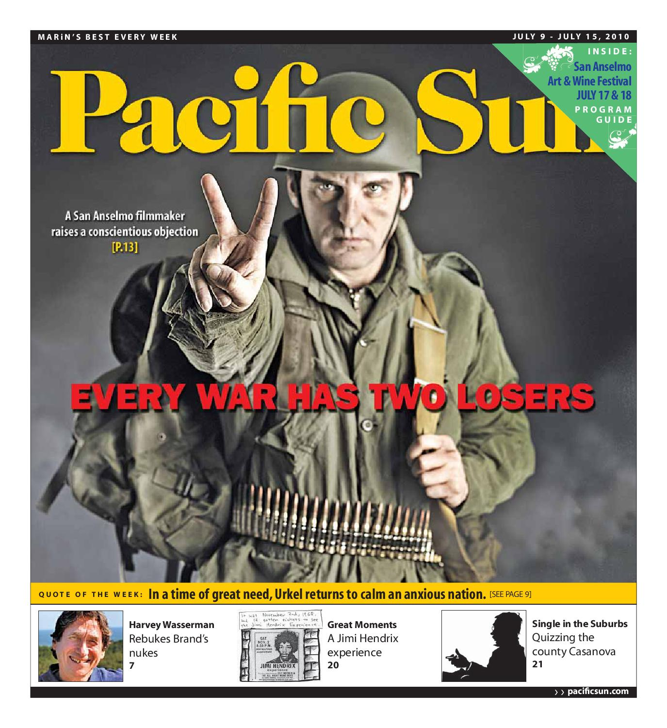 Pacific Sun 07.09.2010 - Section 1 by Pacific Sun - Issuu