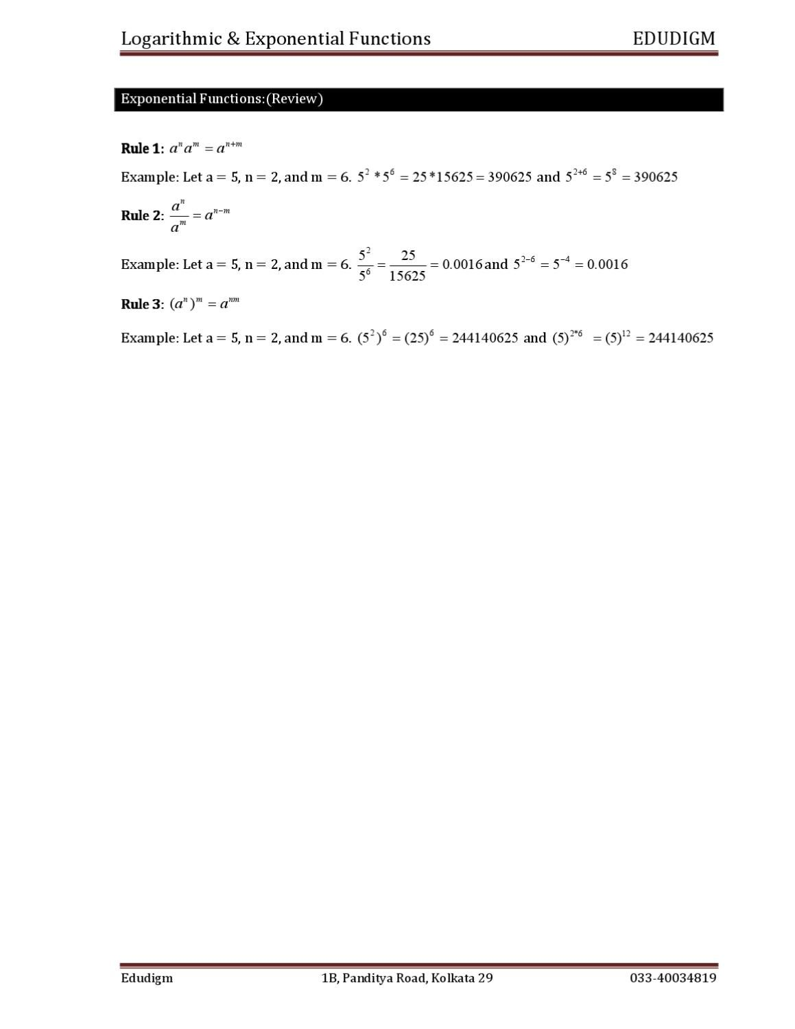worksheet Solving Exponential Equations With Logarithms Worksheet logarithm for iit jee by nishant sah issuu