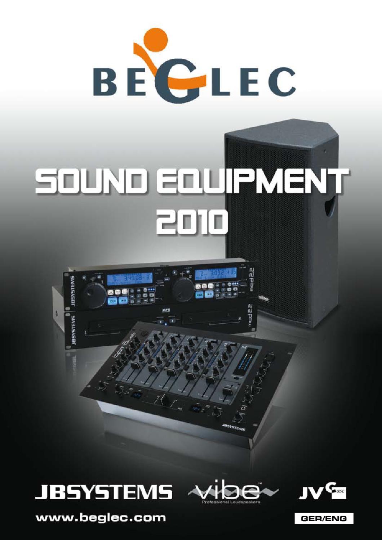 http://www.beglec.com/downloads/Beglec%20SoundDU by BEGLEC - issuu
