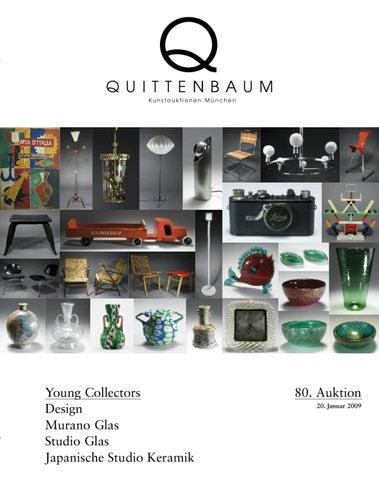 Aufschnittdose Glas auction 080 catalogue quittenbaum by quittenbaum kunstauktionen