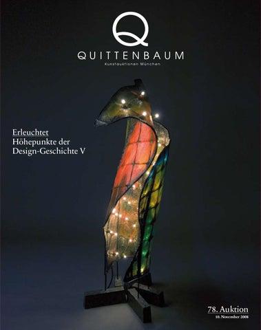 Decorative Arts Quittenbaum Tischkultur Design Gesichte Vii Studioglas