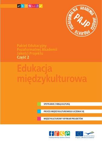 38f9240e52 PAJP - część 2 - EDUKACJA MIĘDZYKULTUROWA by Fundacja Rozwoju ...
