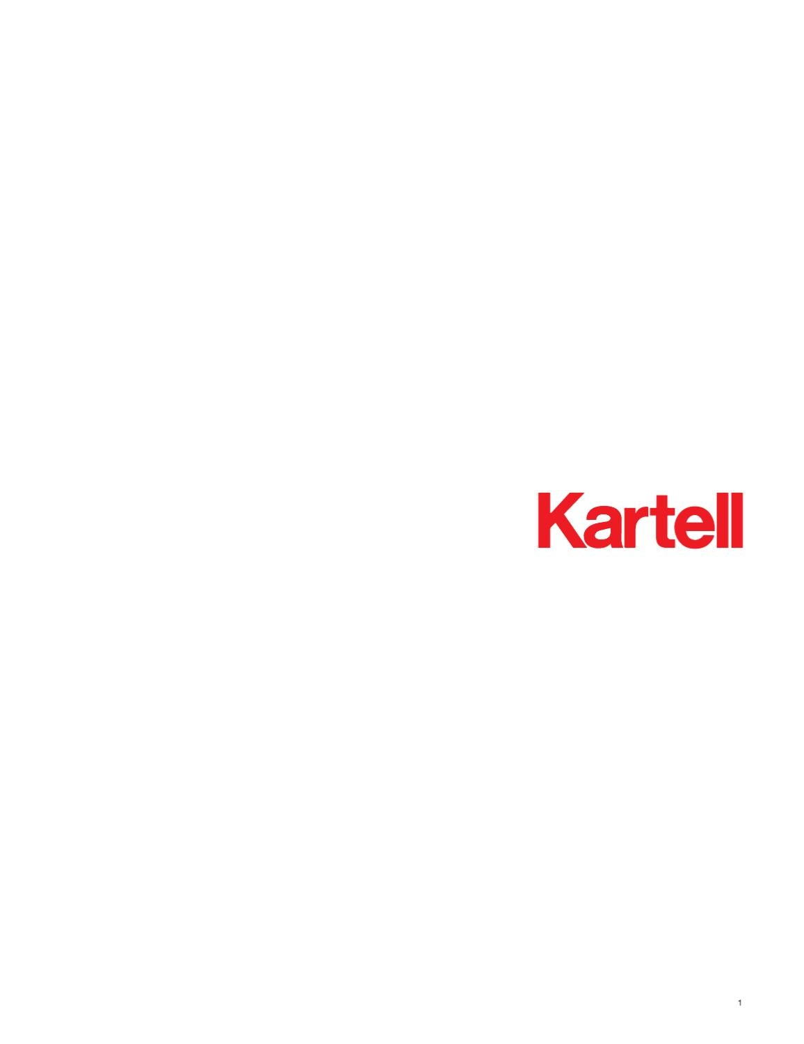 Kartell Technical Catalogue 2010 by Alexandros Christodoulou ...