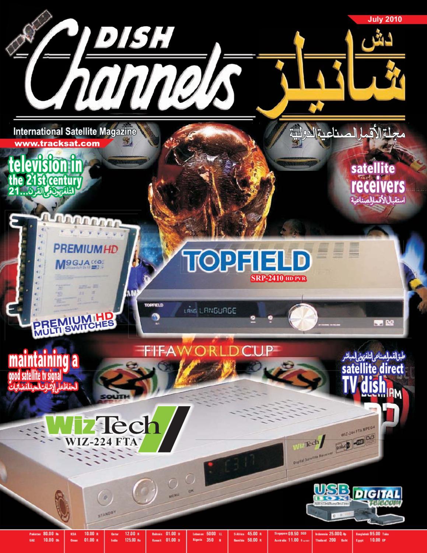 Dish Channels By Issuu Starbox Telkom