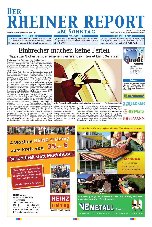 KW27 by Rheiner Report GmbH - issuu