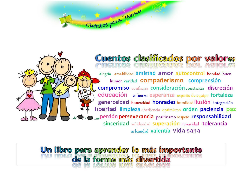 Cuentos Infantiles Para Enseñar Valores By Cuentopia Educativa Sl