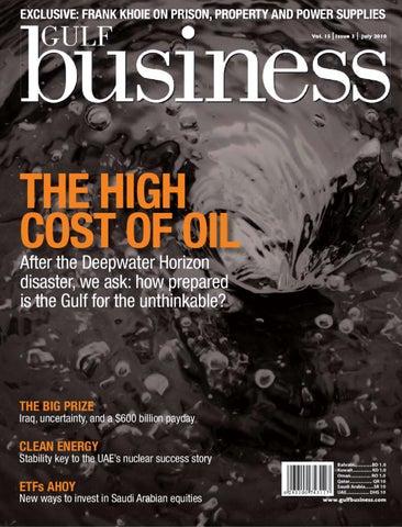 Gulf Business July 2010 By Motivate Publishing Issuu