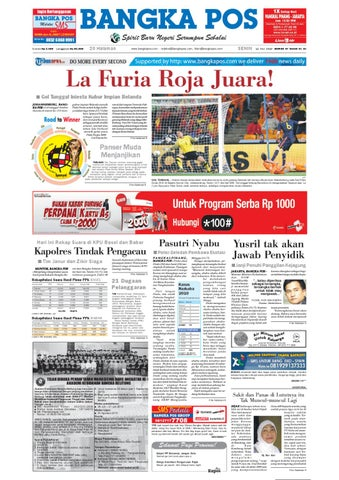 Harian Pagi Bangka Pos Edisi 12 Juli 2010 by bangka pos - issuu 6f33b8de53
