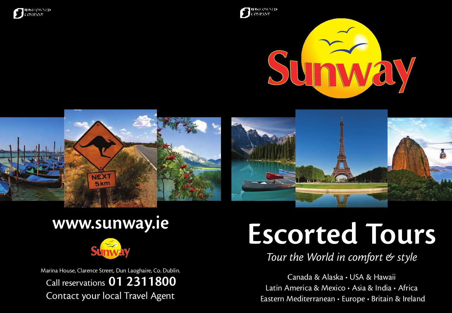 5fcedd6bc2fa Escorted Tours 2010 by Sunway Travel Group - issuu