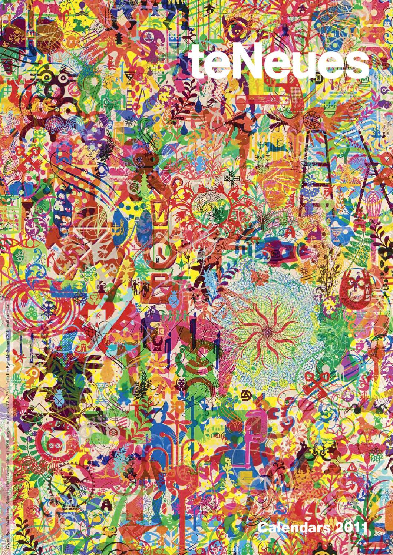 Calendar Program 2011 by teNeues Publishing by teNeues Publishing - issuu
