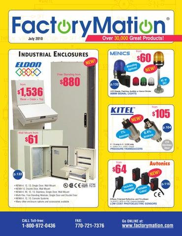 factorymation catalog april 2010 by factorymation issuuGt Weg Electric Miniature Contactors 3pole Gt 7 Amp Ac3 Gt Ecc0r #3