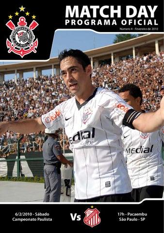 Corinthians x Sertãozinho by Duane Rios - issuu c1b64096865be