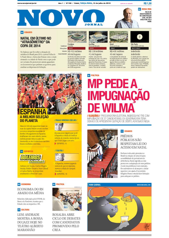 13-07-2010 by Novo Jornal - issuu a10207b4323a0