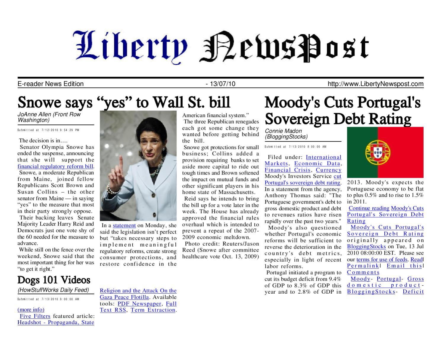 Liberty Newspost July-13-10 by Liberty Newspost - issuu