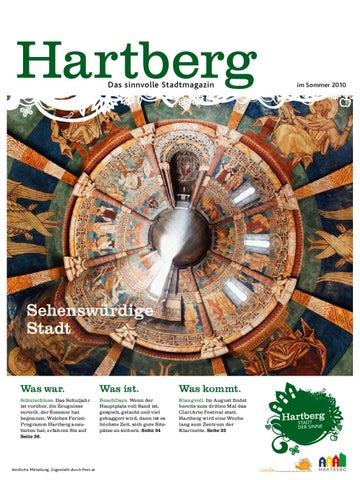 Hartberg Magazin By Stadtmarketing Hartberg Issuu