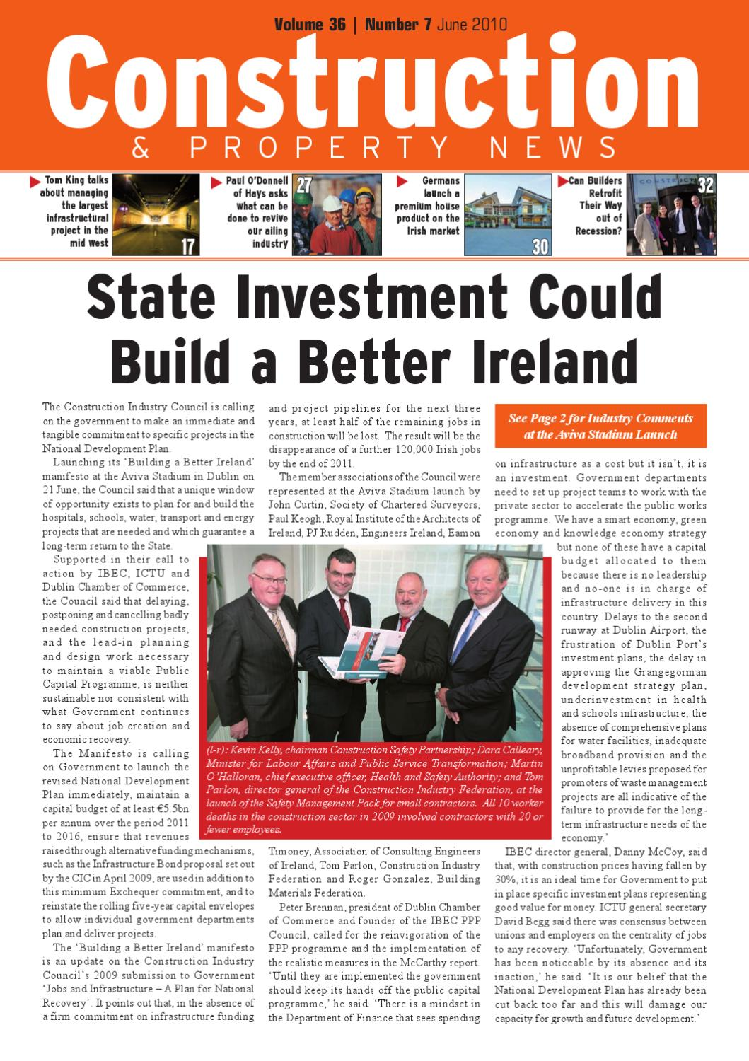 Construction & Property news by Jemma Publications - issuu
