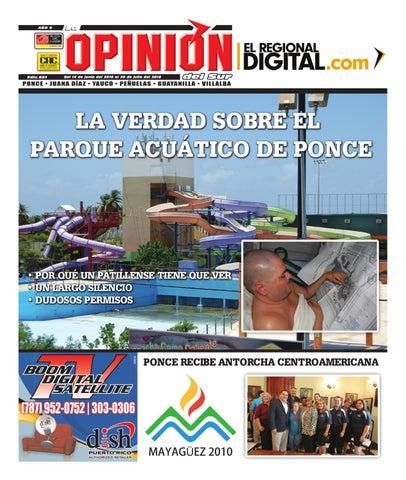 Periódico La Opinión del Sur, Ponce by Periódico El Oriental