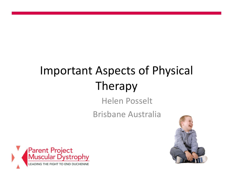 parent project muscular dystrophy