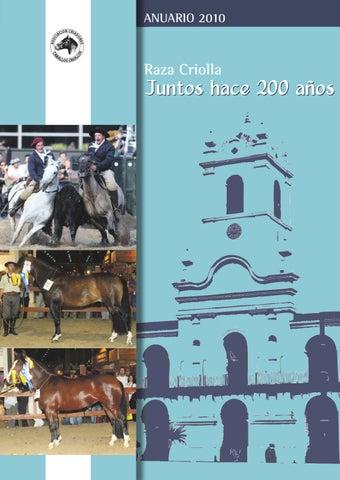Anuario Criollos Final by Chaja comunicacion - issuu 475edf85f52