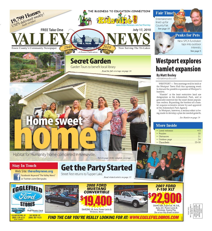 Valley News 07-17-2010