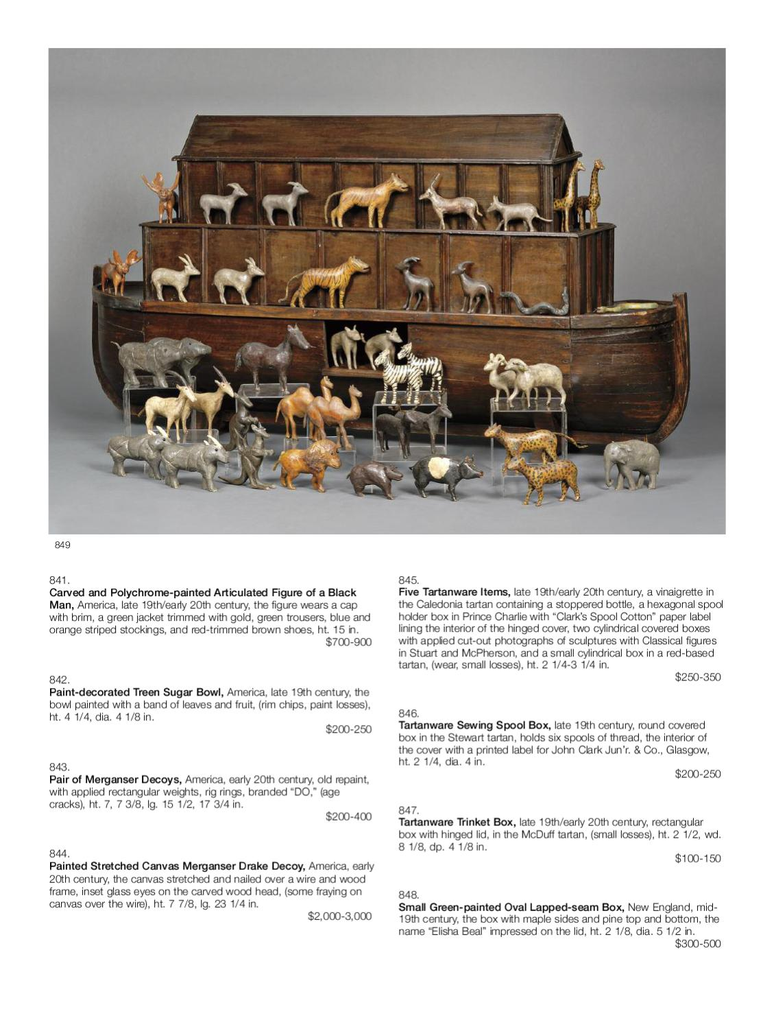 American Furniture & Decorative Arts | Skinner Auction 2509
