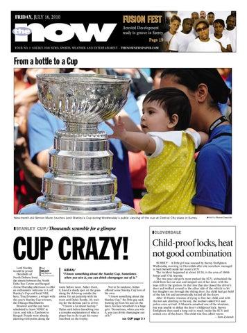 Surrey Now July 16 2010 by Postmedia Community Publishing - issuu