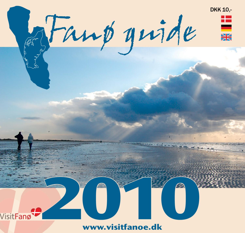 Fanoe tuistguide 2010 by Business Region Esbjerg issuu