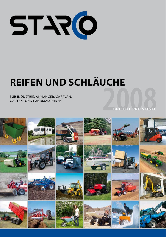 """TT Reifen inkl 4 PR Schlauch 3.00-4 Kenda K406 für Heuwender /""""NEU/"""""""