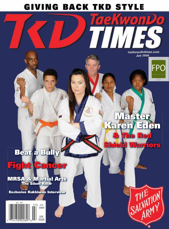 ADIDAS WTF Uniform ADI-CHAMP 2 Taekwondo TKD Uniform Dobok Korea Black and W R/_u
