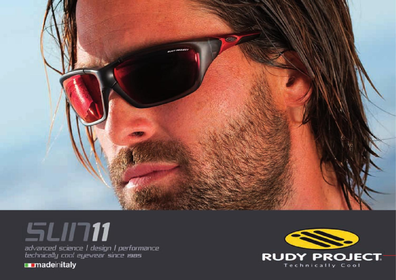 06d3c87c50 Sun11 - Rudy Project Catalogue 2011 by Rudy Project - issuu