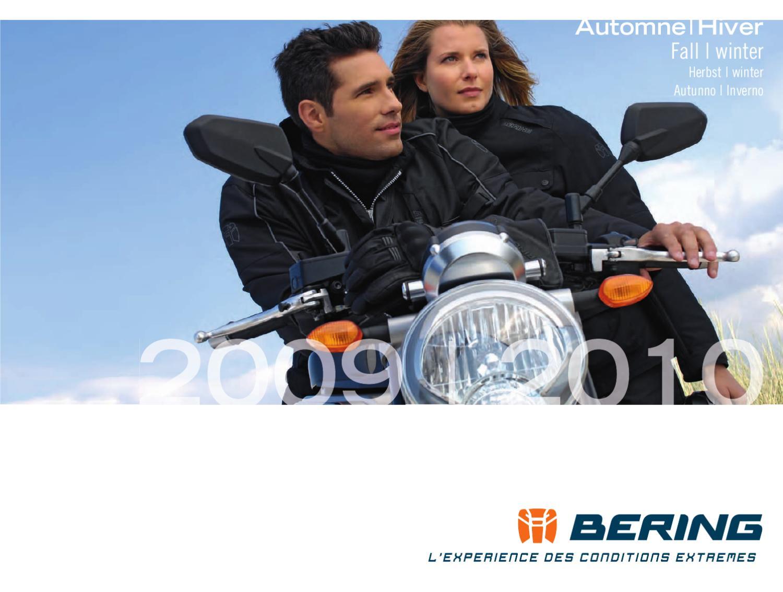 Nouvelle Veste moto Veste en CUIR avec protections Messieurs Cuir Taille M à 5xl