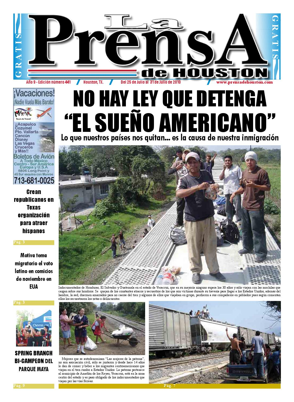 La Prensa de Houston by La Prensa de Houston - issuu