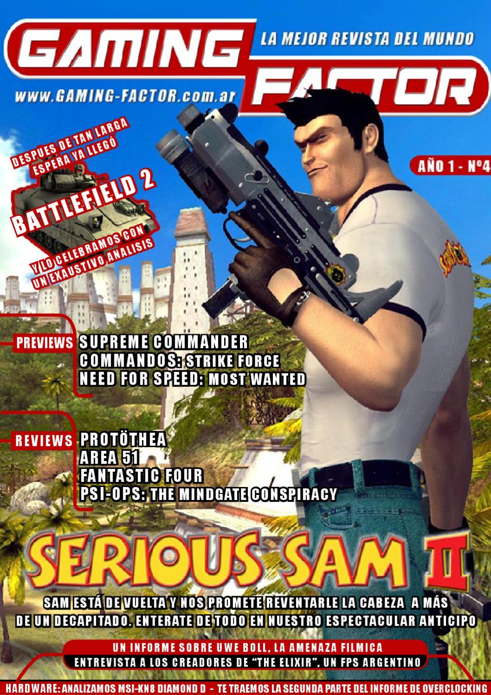 Gaming Factor Nº4 by Diego Beltrami - issuu