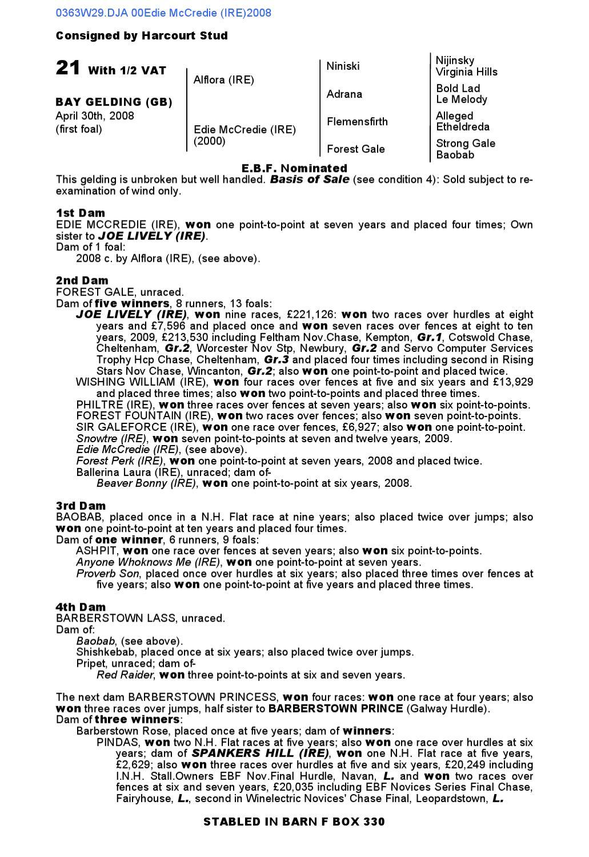 d2b9ea550f57e DBS 2010 january sales by Goffs - issuu