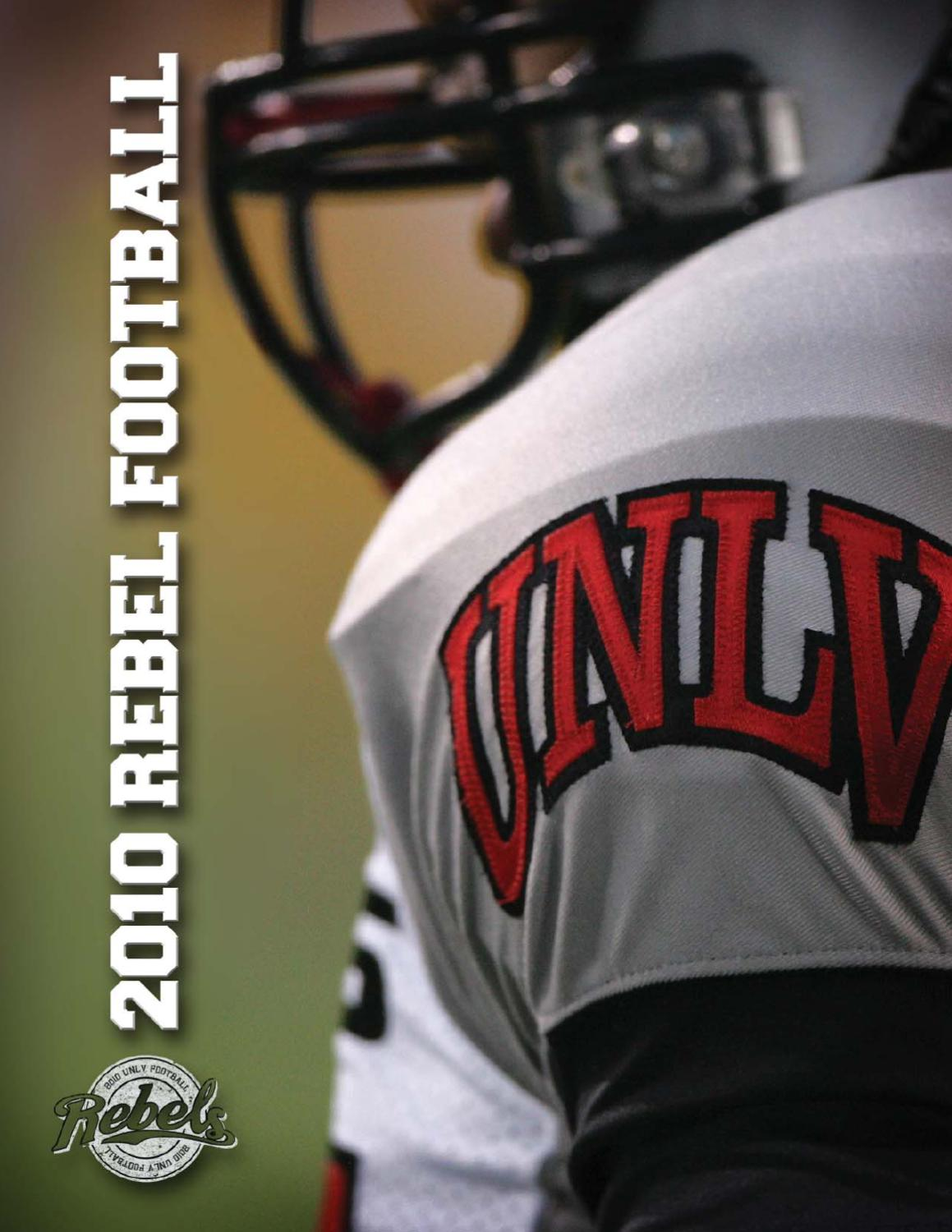 2010 unlv football media guide by unlv sports information issuu