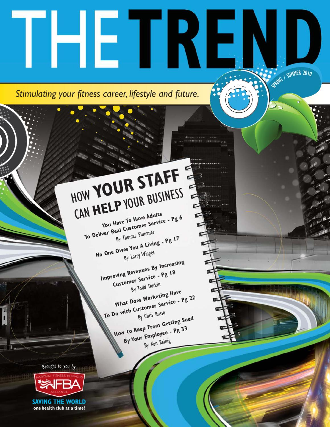 The Trend by Gerry O'Neill - issuu