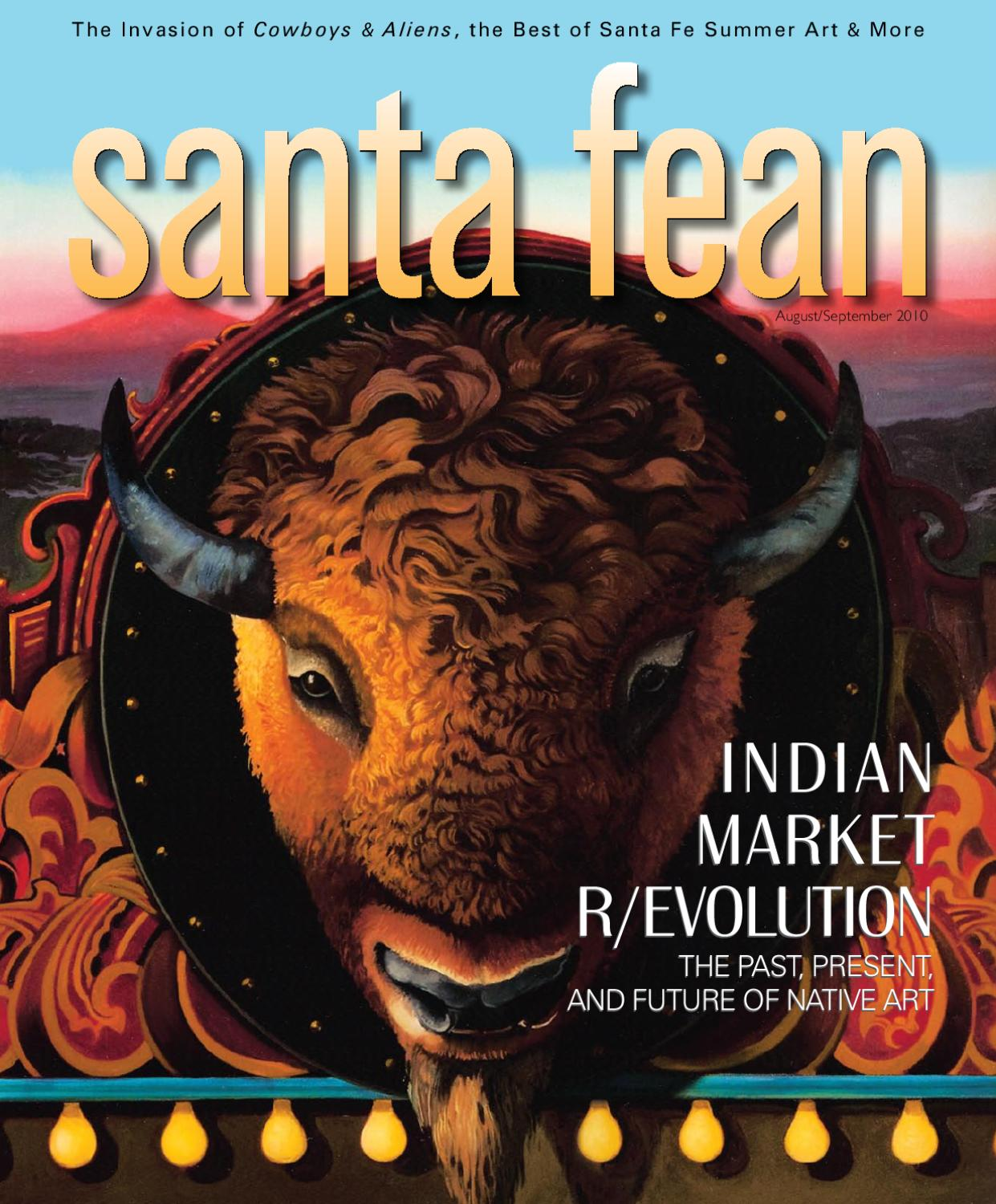 Santa Fean Aug Sep2010 Linked By Bella Media Group Issuu