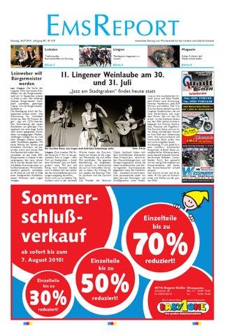 99fbf10f828fb Der Ems-Report Ausgabe Online KW 16 10 by Ems-Report GmbH   Co. KG ...