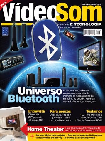 c8cc7105da4 Revista VídeoSom by Editora Europa - issuu