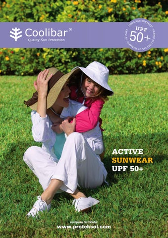 b7d07e00124a6 Sun Protective Clothing by Proteksol ch sagl - issuu