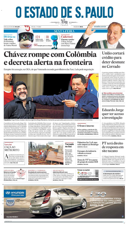 3231500b0d9 O Estado de SP em PDF - Sexta 23072010 by Carlos Silva - issuu