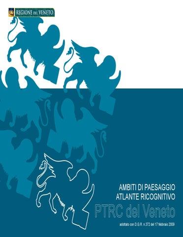 PTRC ambiti-paesaggi atlante-ricognitivo by Andrea Turato - issuu c848653465a