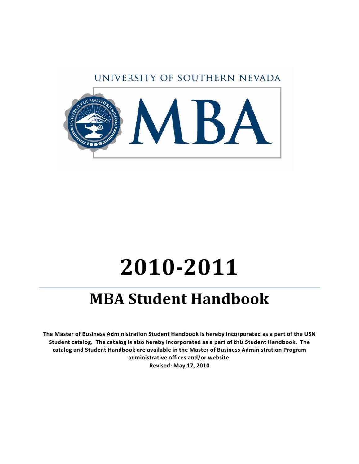 mba syllabus 2011 13 Revised syllabus of master of business administration (mba) (introduced from june 2010 and onwards) to be implemented from the academic year 2010-2011(ie june.
