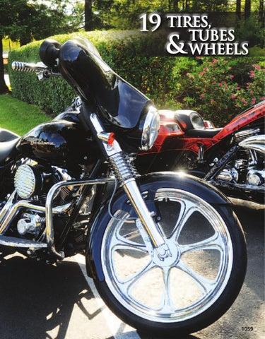 "4.00 X 19/"" Tube Center Valve Metal Stem for Harley Davidson by V-Twin"